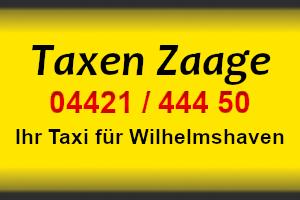 Taxen Zaage